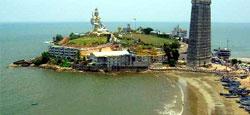 Sakleshpur - Bekal - Mangalore - Udupi - Murudeshwar Beach Package